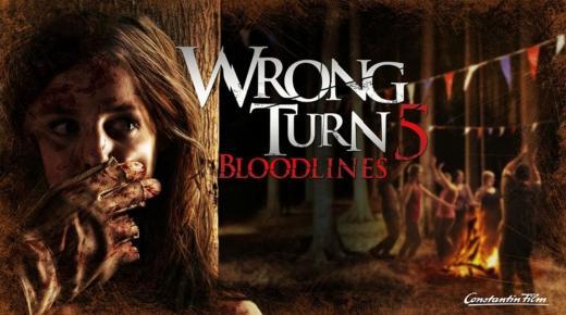 فيلم Wrong Turn 5: Bloodlines (2012) مترجم