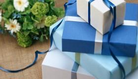 مشروع تغليف الهدايا