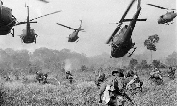 حرب فيتنام وسقوط الولايات المتحدة