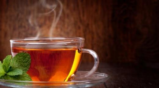 فوائد الشاي للعين