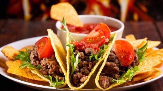 وصفات شهية من المطبخ المكسيكي