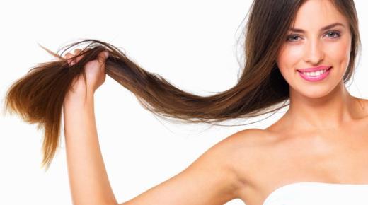 كيفية منع تساقط الشعر؟