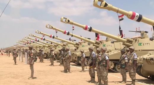 رتب الجيش المصري