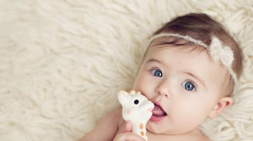 ازاي تتوحمي على طفل جميل؟