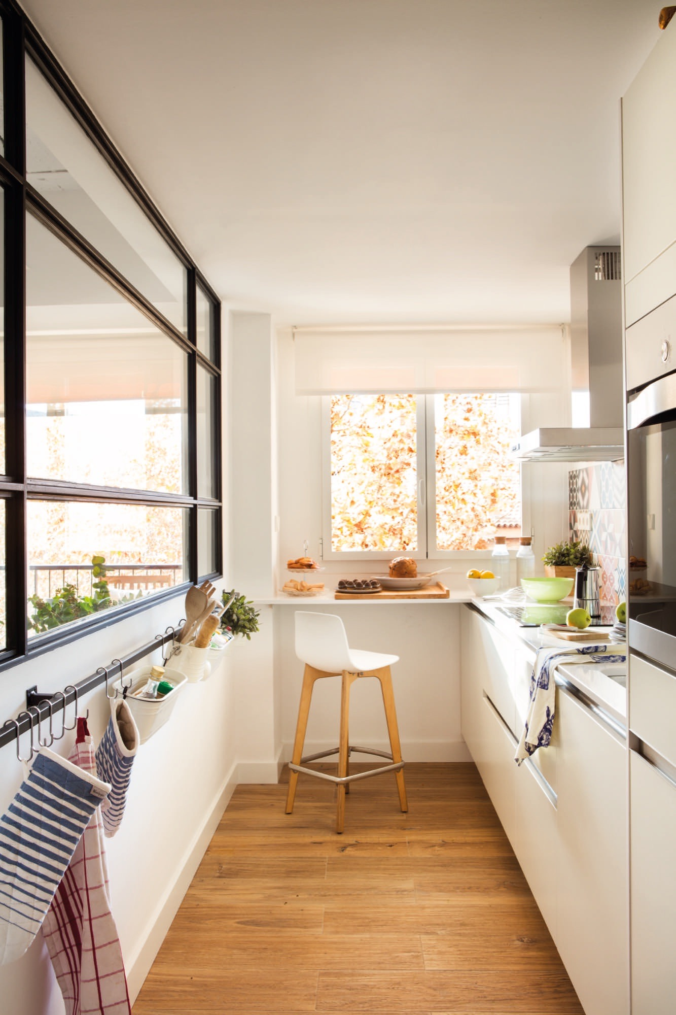 0126 barra en una cocina pequena por que no