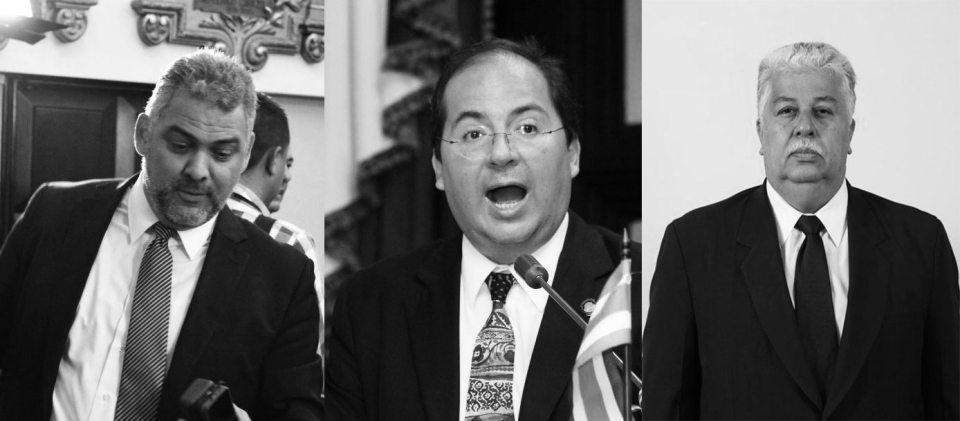 Peores ministros 2015
