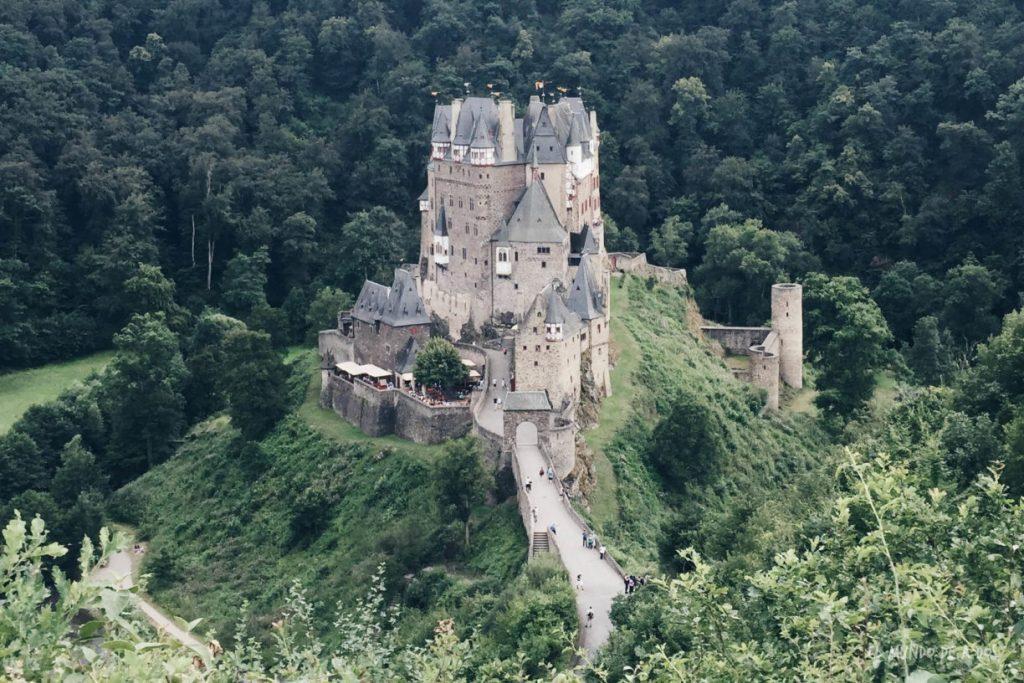 Castillo de Eltz arriba
