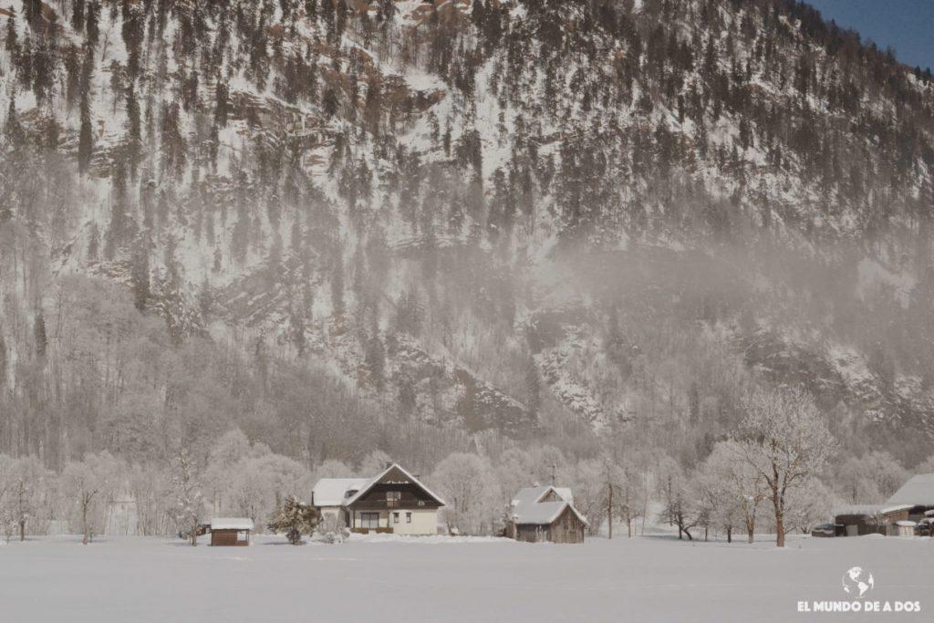 Hallstatt en invierno