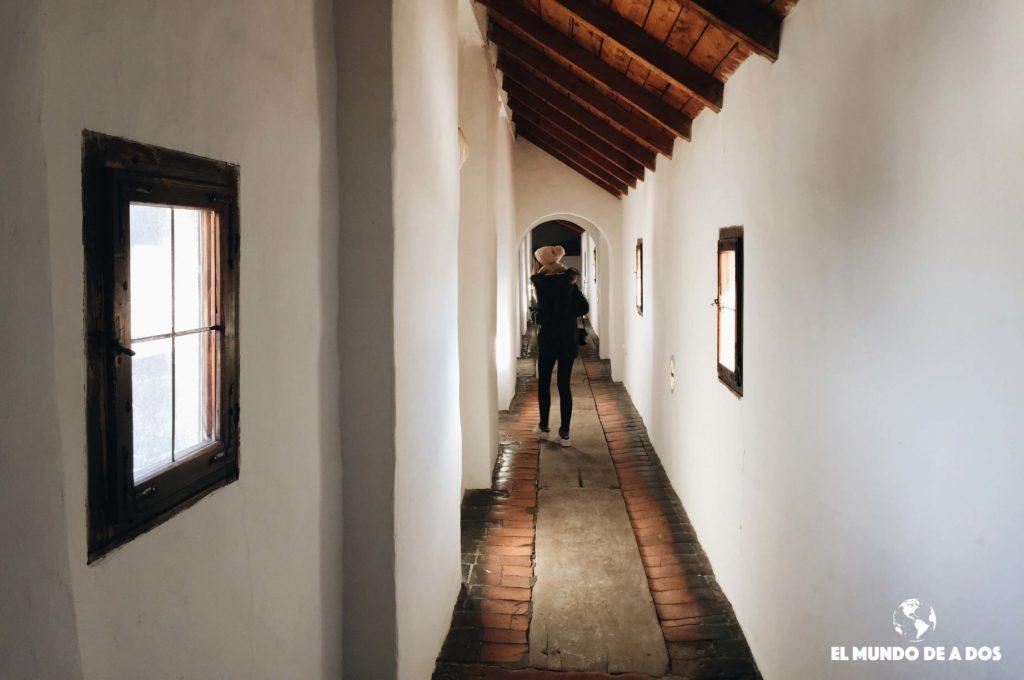 Dentro de la fortaleza. Salzburgo en un dia