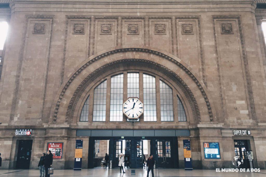 Hauptbahnhof Leipzig. Que ver en Leipzig