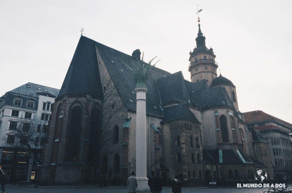 Nikolaikirche, Leipzig. Que ver en Leipzig
