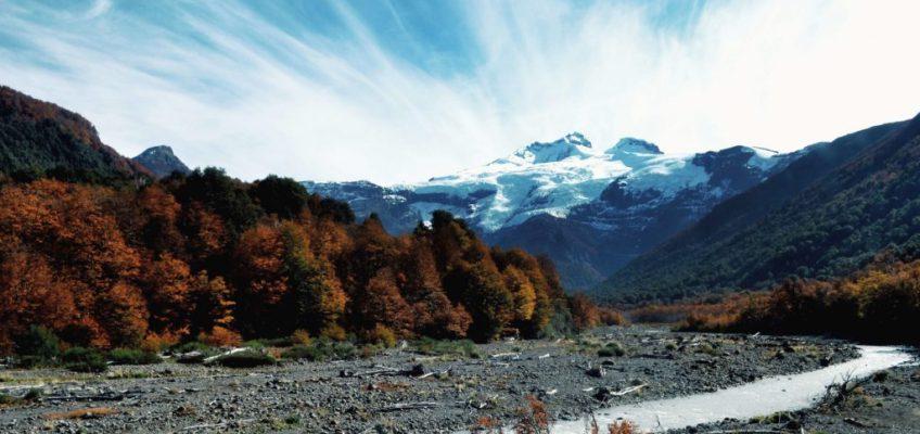 Valle del río Manso. Excursion Cerro Tronador
