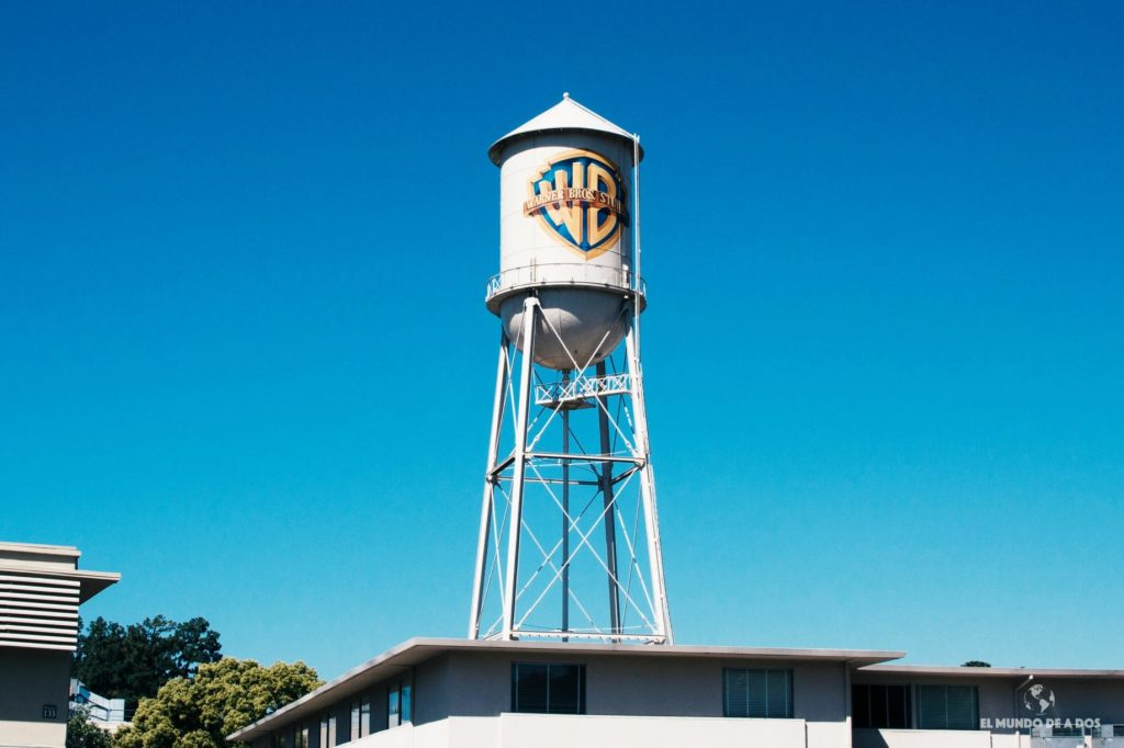 Warner Brothers. costa oeste de estados unidos
