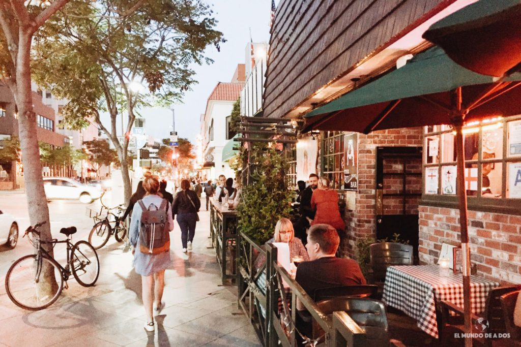 La noche de Santa Mónica. Lugares para visitar en Los Ángeles California