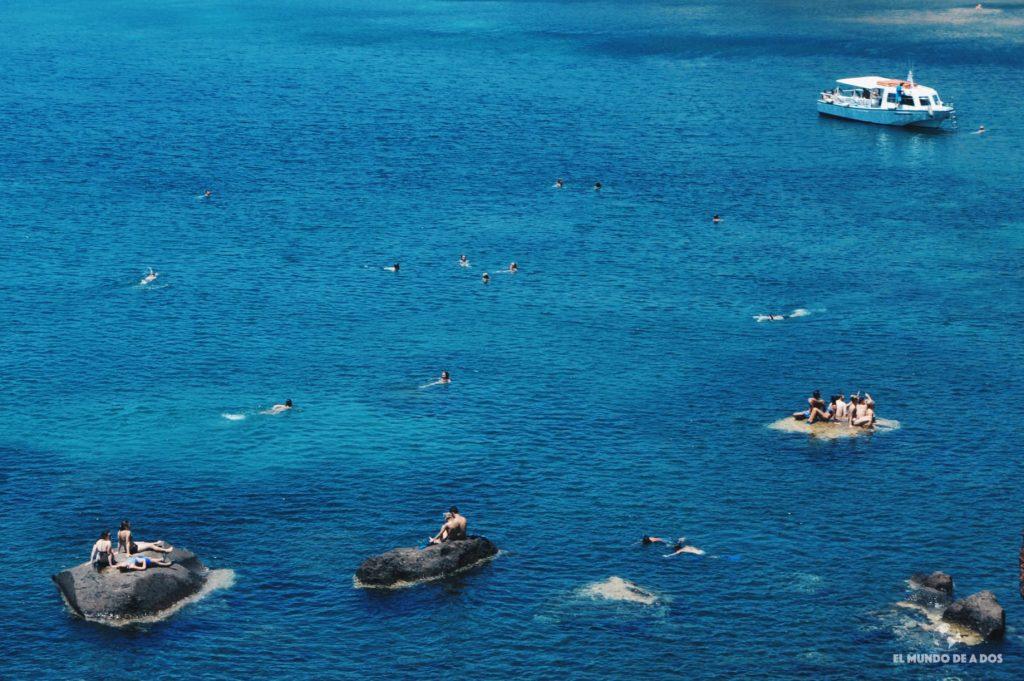 Haciendo Playa. Que ver en Santorini en 3 días