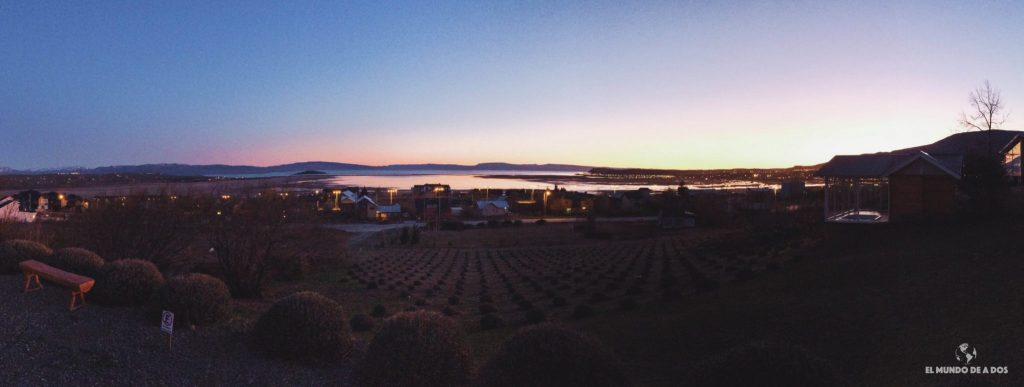 Amanecer en Calafate. Minitrekking Perito Moreno