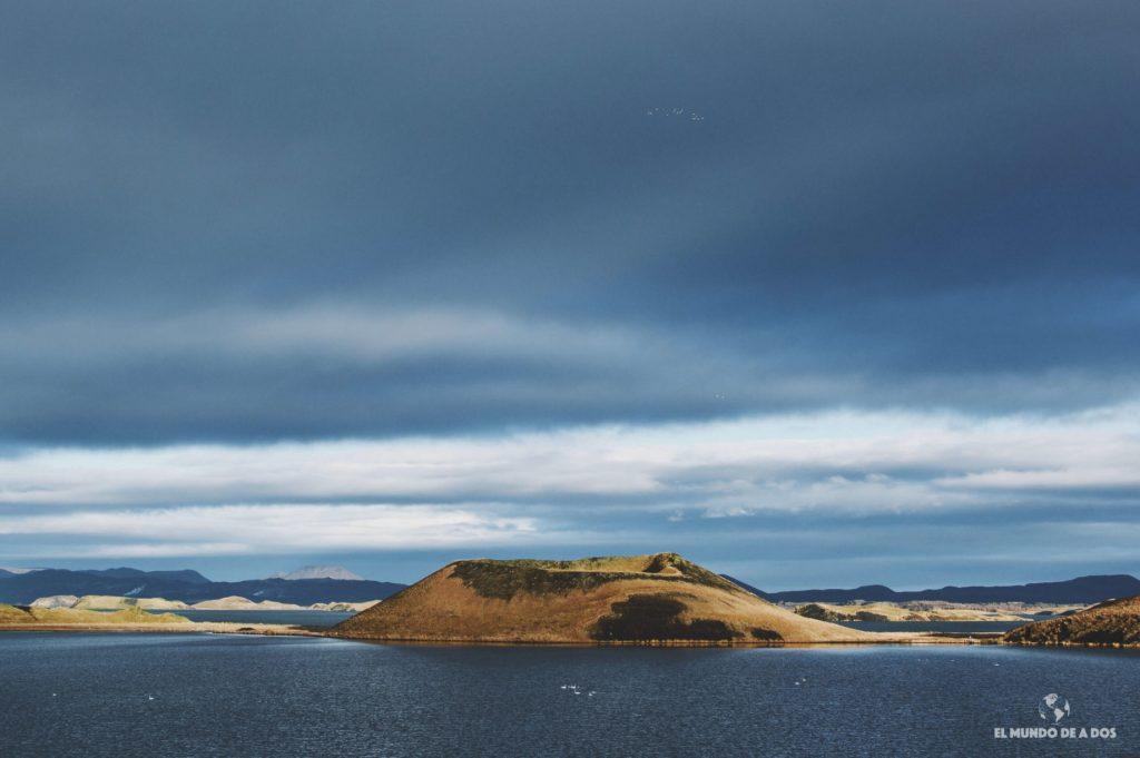 Cuasi cráteres. Ruta por Islandia en 10 días