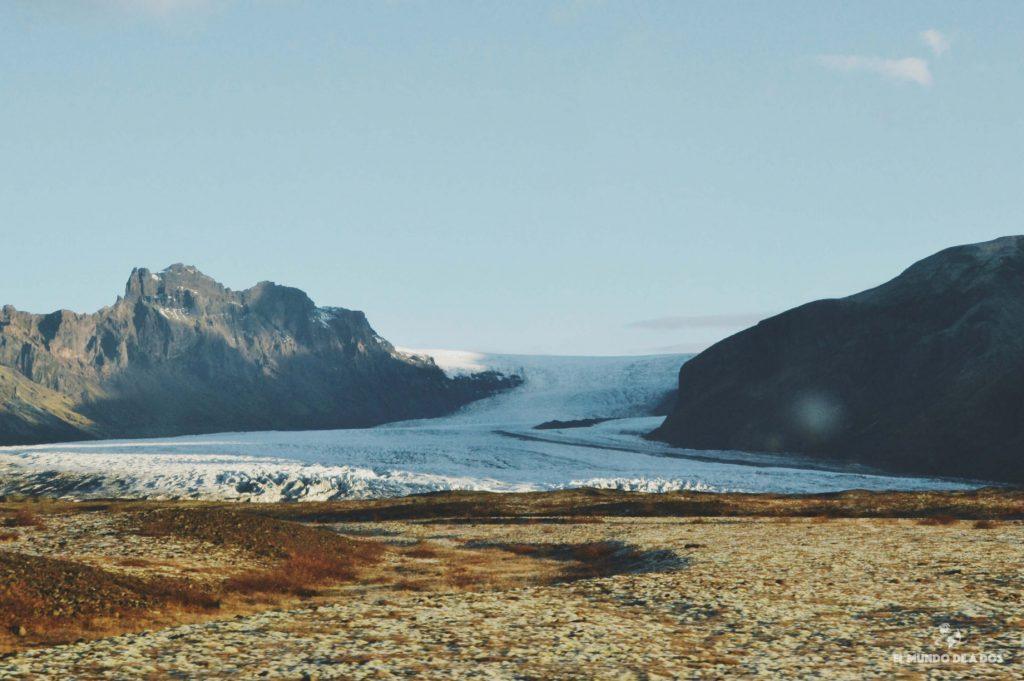 Glaciar Vatnajökull. Ruta por Islandia en 10 días