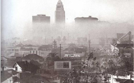 Niebla y smog