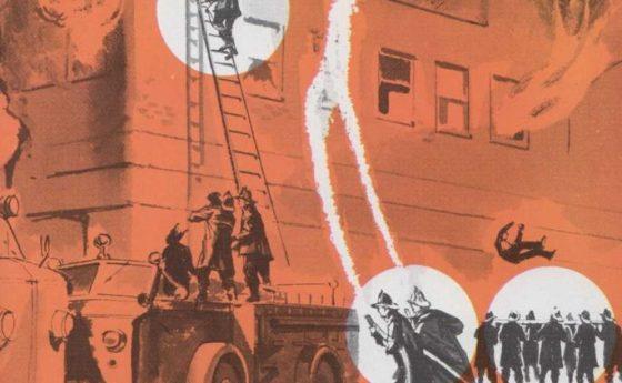 Bomberos en la ciudad