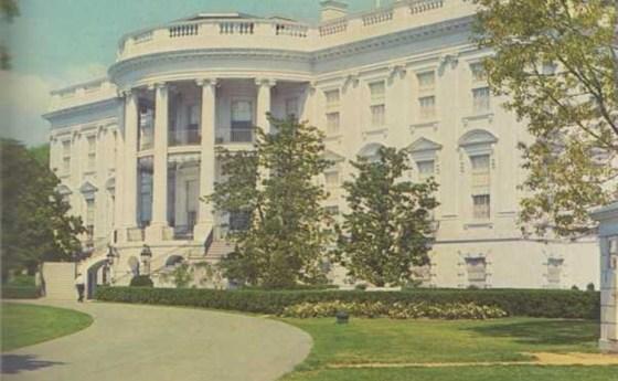 ¿Por qué la Casa Blanca es blanca?