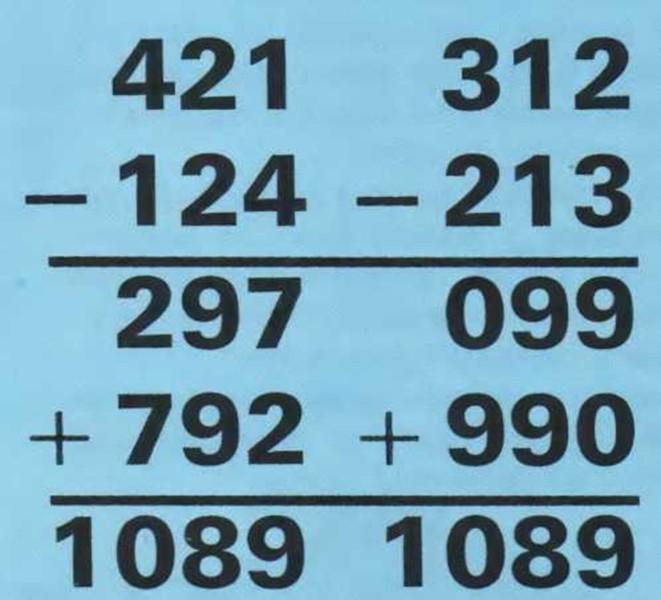 Magia con números