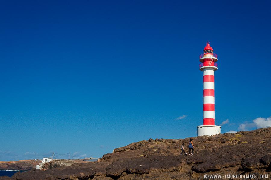 Piscinas naturales del norte de Gran Canaria - Faro de Sardina