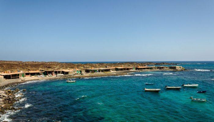Playa de Jacomar. El último refugio de pescadores en Fuerteventura