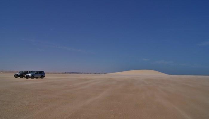DAKHLA: Donde desierto y océano se abrazan