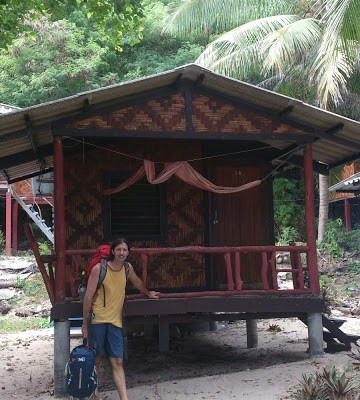 Koh Phangan: Nuestros alojamientos en Mae Haad