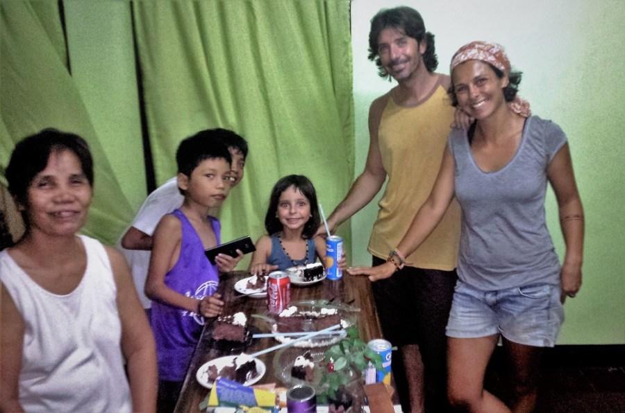 El Nido Filipinas - Cumpleaños