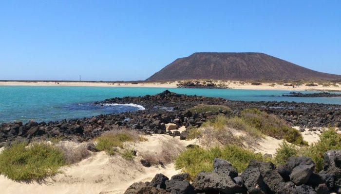 Playas del norte de Fuerteventura y la costa este
