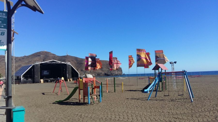 mejores playas de Fuerteventura - Playa de Gran Tarajal