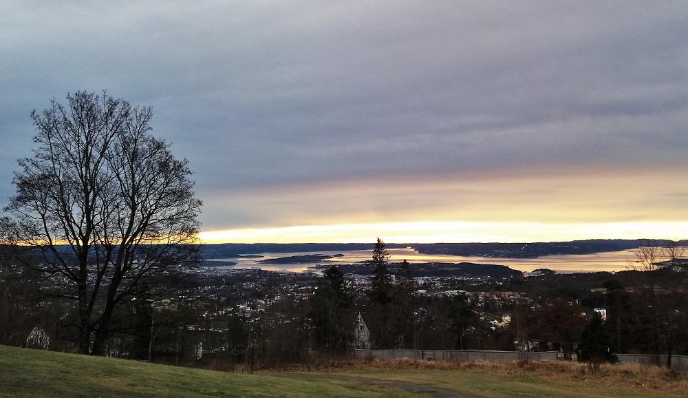 Museos de Oslo - Vistas del Museo del esquí de Oslo