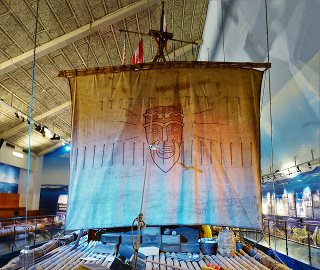 Museos de Oslo - Museo Kon-Tiki de Oslo