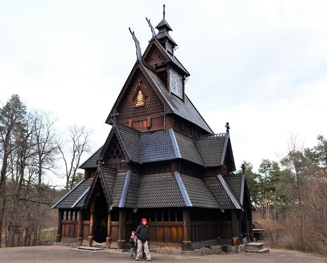 Museos de Oslo - Museo del Pueblo Noruego
