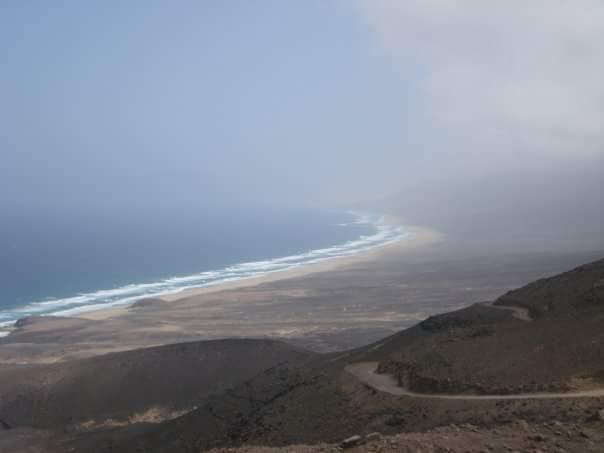 Playas del Sur de Fuerteventura - El Mirador