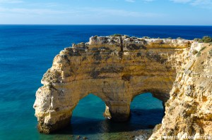 Las mejores playas del Algarve - Praia de Marinha