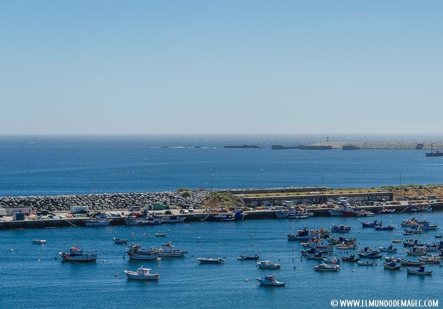 Playas del Alentejo - Puerto de Sines