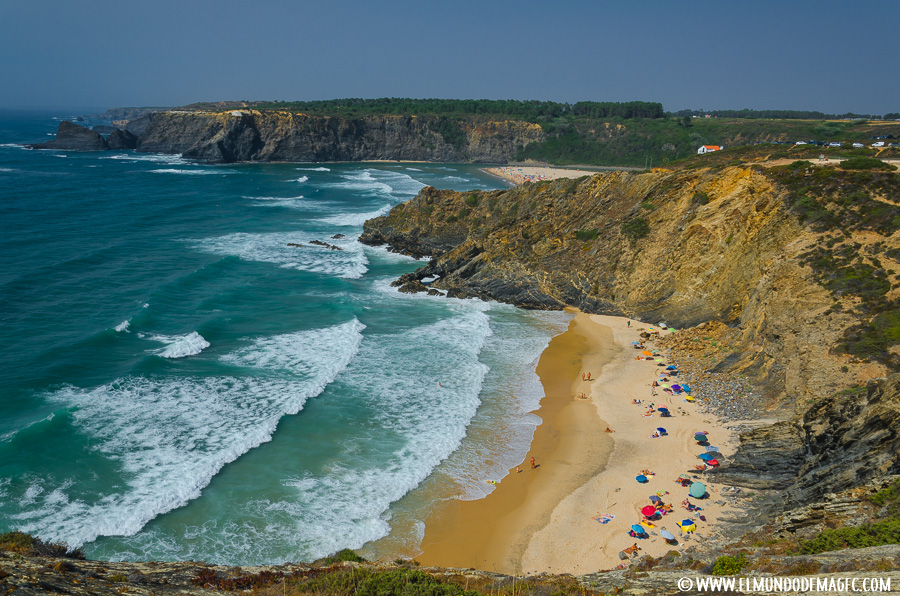 Playas del Alentejo. Un tesoro en la costa de Portugal