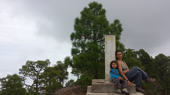 Senderismo en Tamadaba - Pico de la Bandera