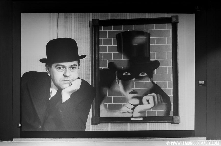Que ver en bruselas en dos días - Renne Magritte