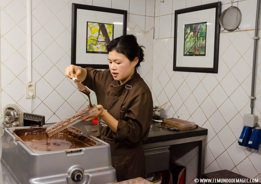 Que ver en Bruselas en dos días - Museo del Chocolate de Bruselas