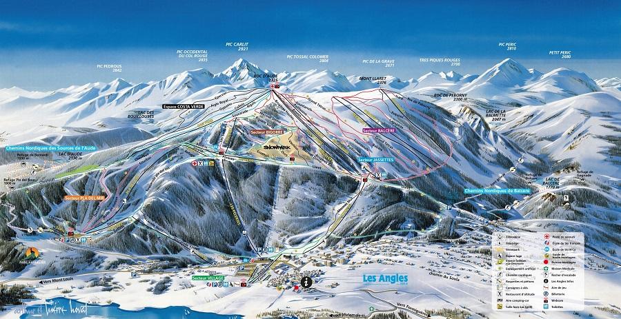 Esquiar con niños en La Cerdanya - Les Angles