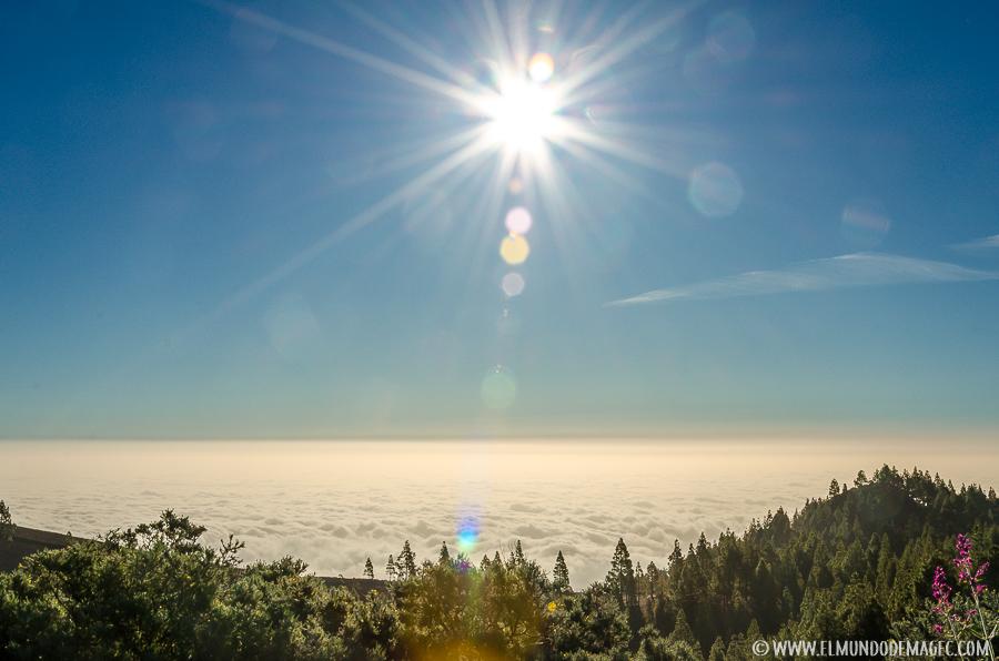 Ruta de Senderismo por el Montañón Negro - Mar de nubes