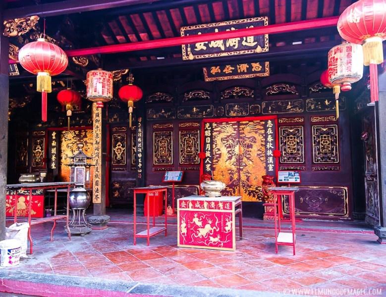 Templo Cheng Hoon Teng de Melaka