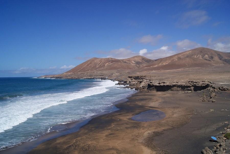 mejores playas de Fuerteventura - Playa de La Solapa