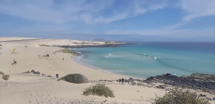 mejores playas de Fuerteventura - Playa del Moro