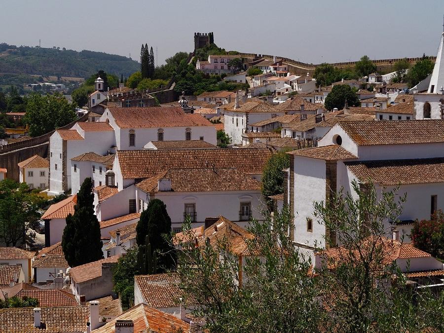 Qué ver en Óbidos - Portugal