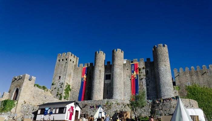Qué ver en Óbidos, Portugal. Descubre su mercado medieval
